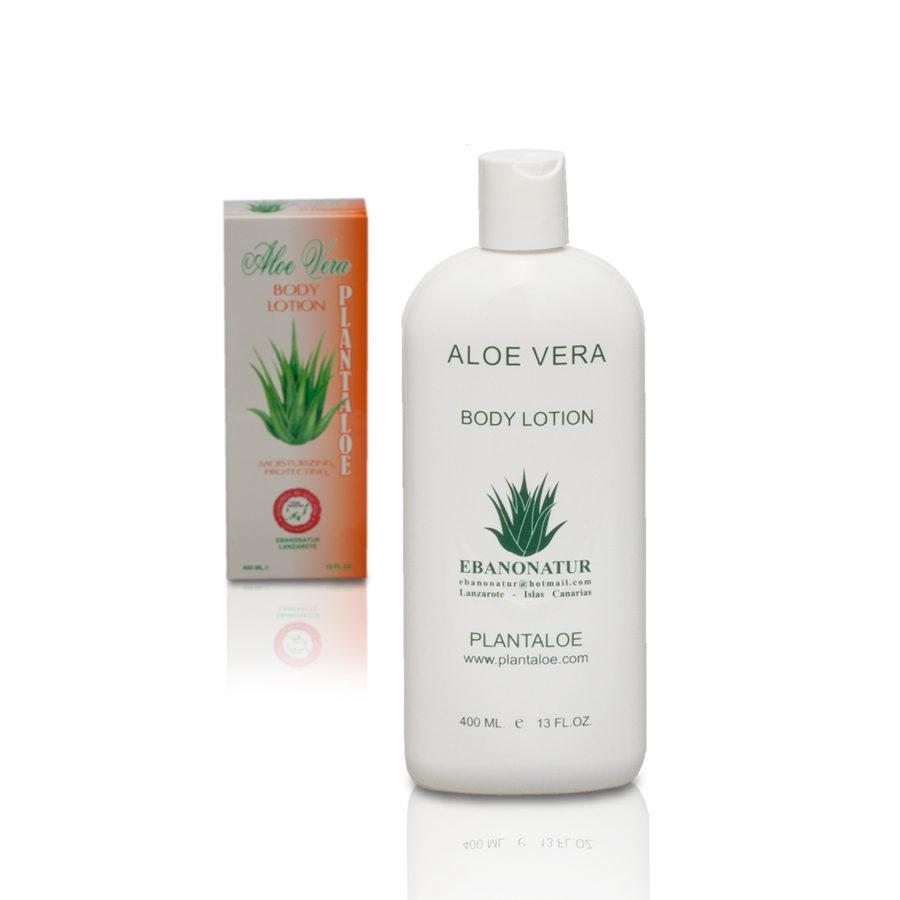 Aloe Vera Body Lotion aus den Kanarischen Inseln