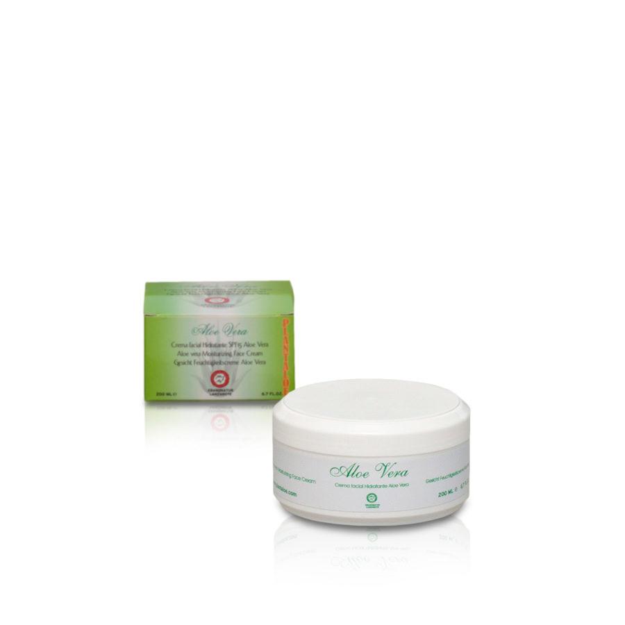 Aloe Vera Feuchtigkeitscreme