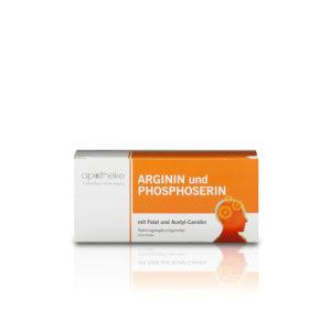 Unifarco Kosmetik Arginin und Phosphoserin