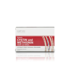 Unifarco Kosmetic Kapseln Cystin und Methionin