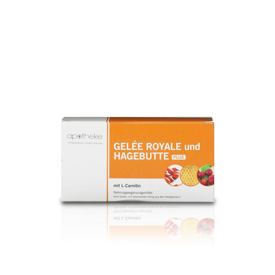 Unifarco Kosmetik Gelee Royale und Hagebutte Plus