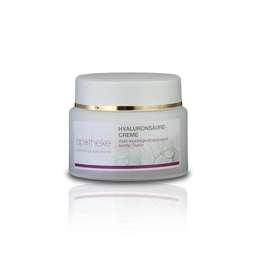 Unifarco Kosmetic Hyaluronsäure Creme leichte Textur, 30 ml