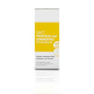 Unifarco Kosmetik Saft Propolis und Sonnentau
