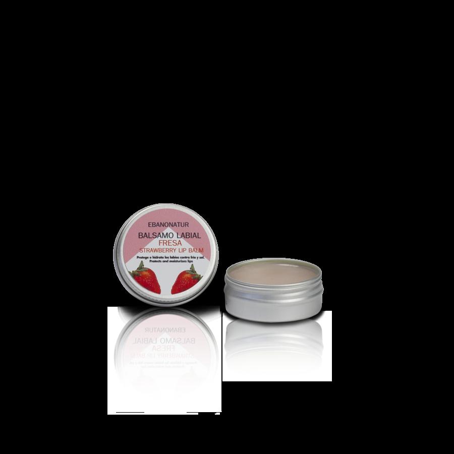Lippenbalsam Erdbeer, Fresa - 15 ml