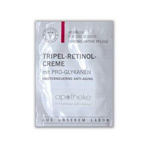 Triple Retinol Creme - Probe - Apotheke im Marktkauf Shop
