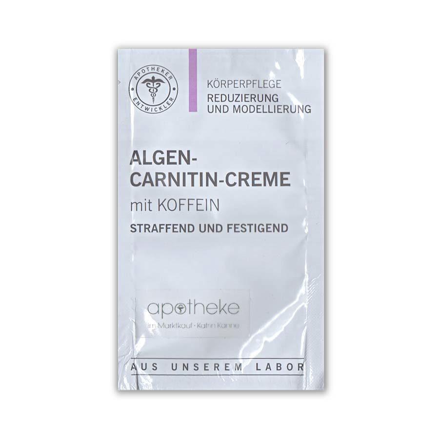 Algen Carnitin Creme - Probe - Apotheke im Marktkauf Shop