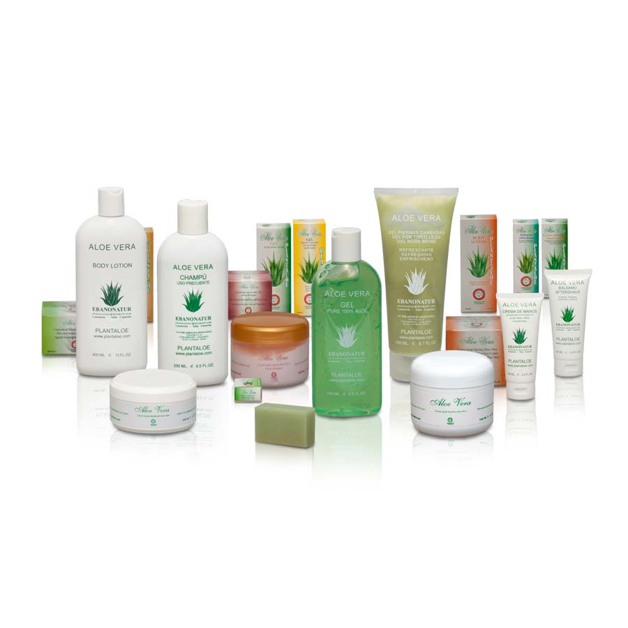 Aloe Vera Produkte aus den Kanaren