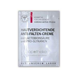 Hautverdichtende Anti Falten Creme - Probe - Apotheke im Marktkauf Shop