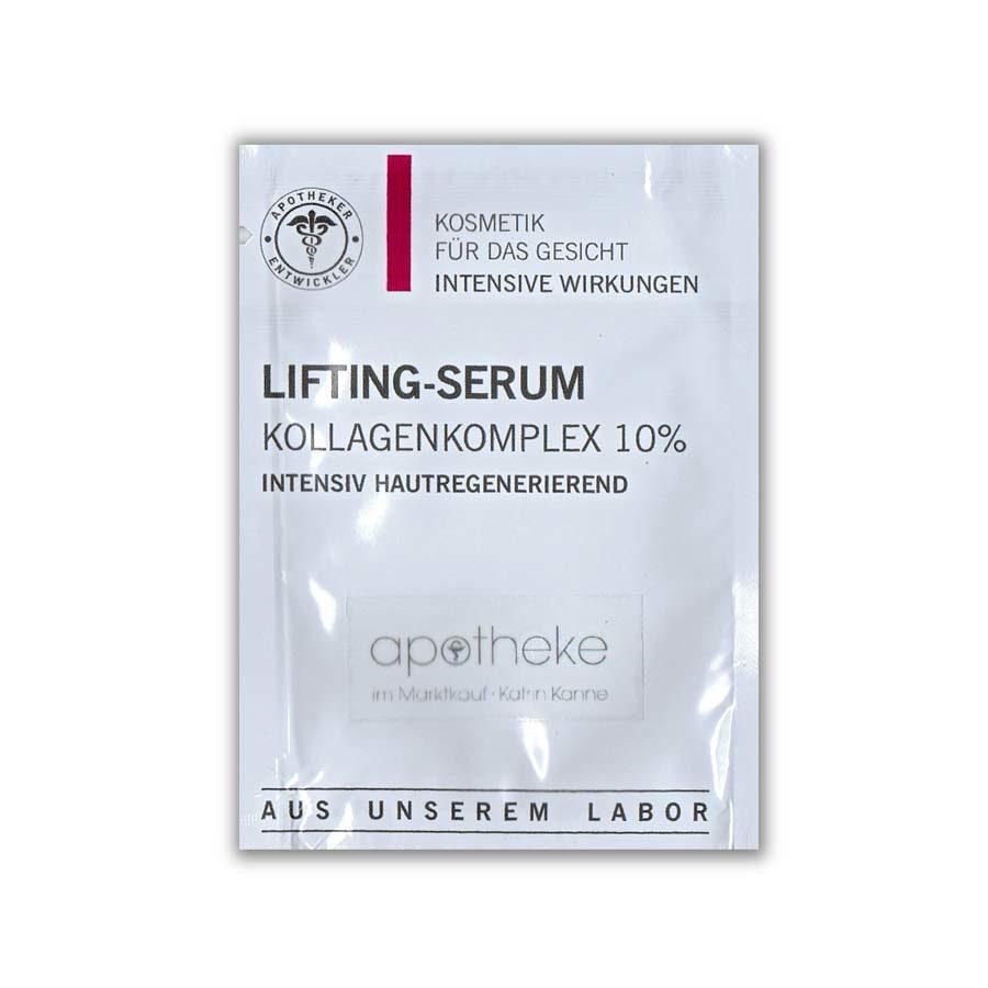 Lifting Serum Kollagenkomplex 10% - Probe - Apotheke im Marktkauf Shop