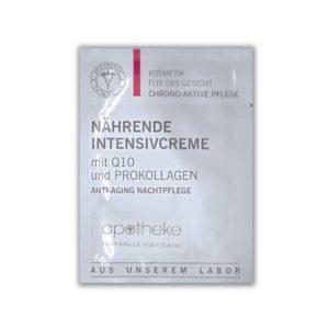 Nährende Intensivcreme - Probe - Apotheke im Marktkauf Shop