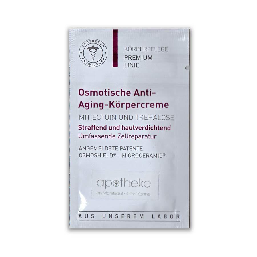 Osmotische anti Aging Körpercreme - Probe - Apotheke im Marktkauf Shop