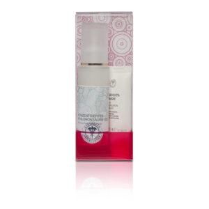 Konzentriertes Hyaluronsäure Gel 40% & Gesichtsmaske mit Hyaluronsäure