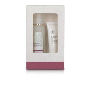 Apotheke im Marktkauf - Konzentriertes Hyaluronsäure Gel 40% - 50 ml & Gesichtsmaskemit Hyaluronsäure - 20 ml
