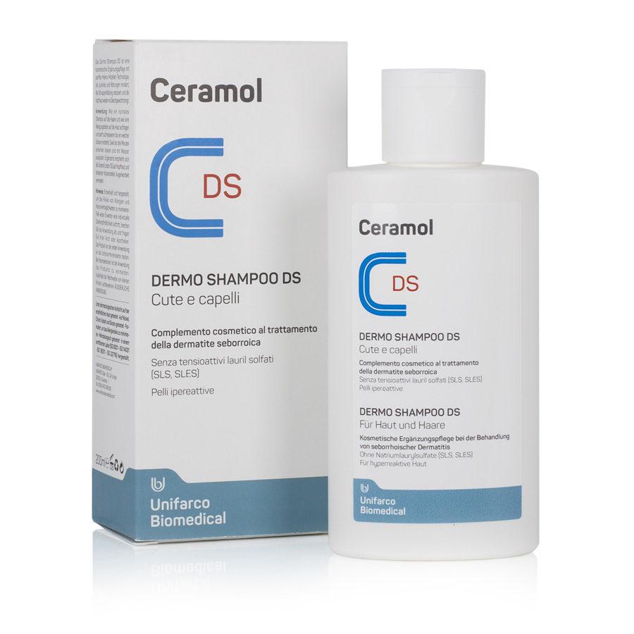 Unifarco - Ceramol Dermo Shampoo DS - Apotheke im Marktkauf Shop