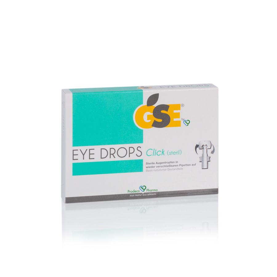 GSE Eye Drops Click - Apotheke im Marktkauf Shop