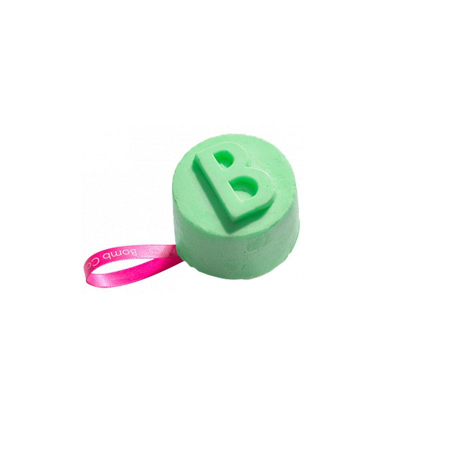 Lime & Shine Solid Dusch Gel von Bomb Cosmetics