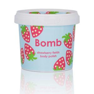 Strawberry Fields Peeling & Körperpflege von Bomb Cosmetics - Apotheke im Marktkauf Shop