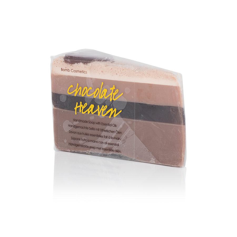 Chocolate Heaven Seife von Bomb Cosmetics - Apotheke im Marktkauf Shop