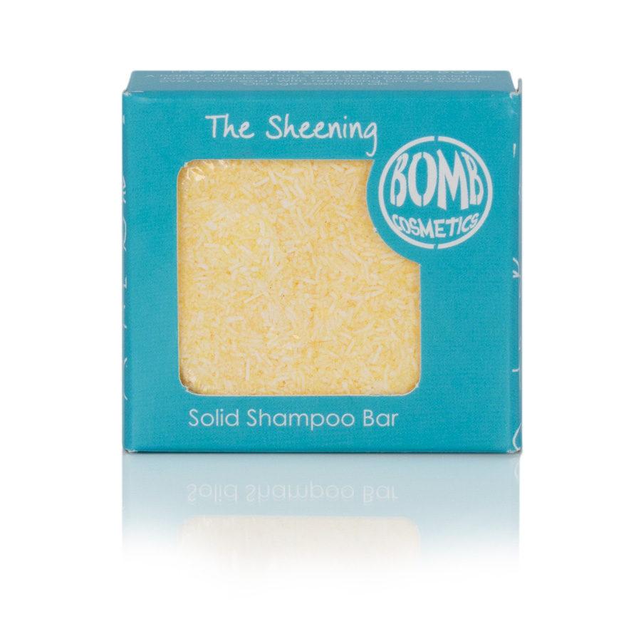 The Sheening Shampoo Stein von Bomb Cosmetics - Apotheke im Marktkauf Shop