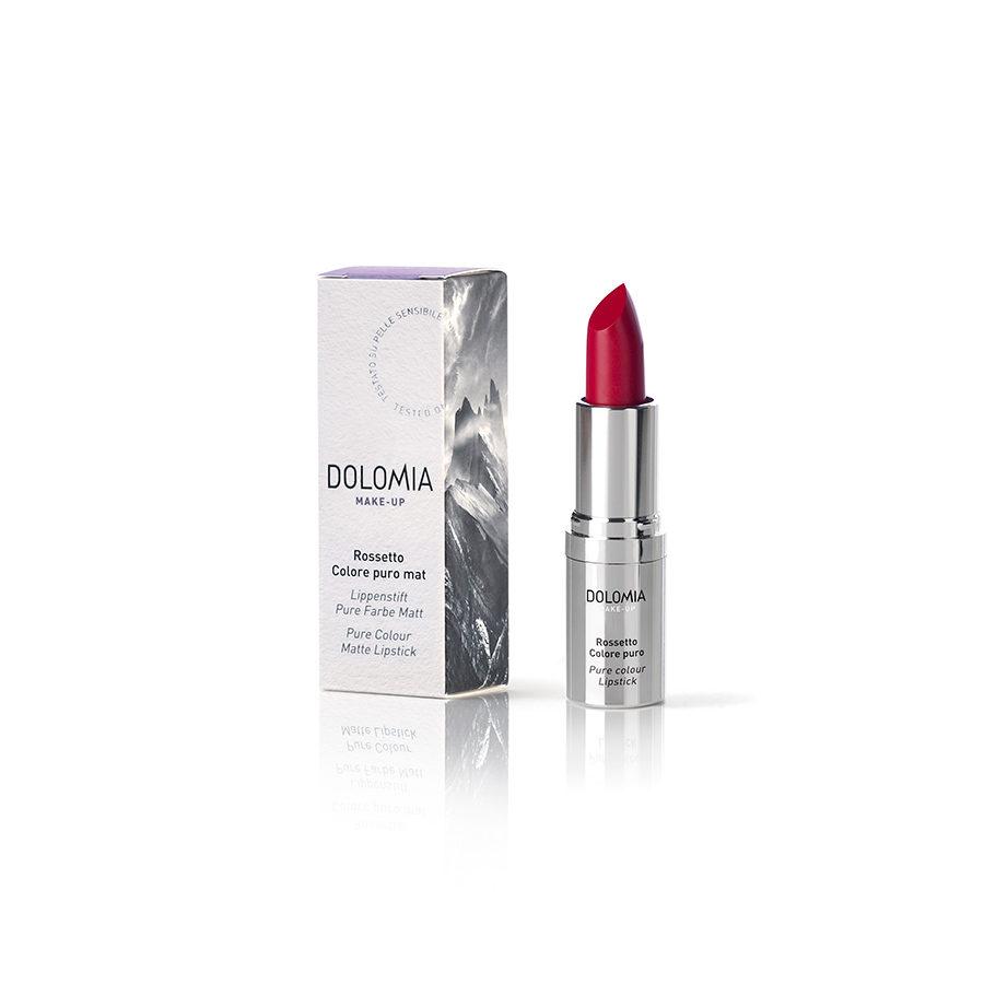 Dolomia - Lippenstift Pure - Genziana matt - Apotheke im Marktkauf Shop