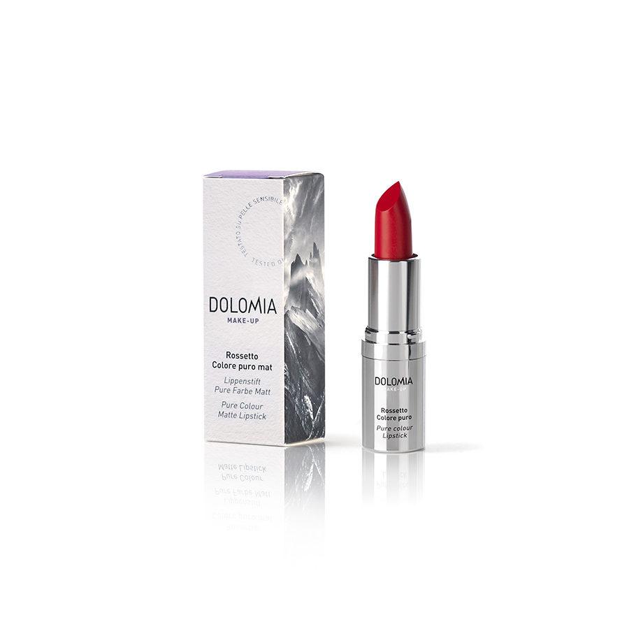 Dolomia - Lippenstift Pure - Nigritella matt - Apotheke im Marktkauf Shop