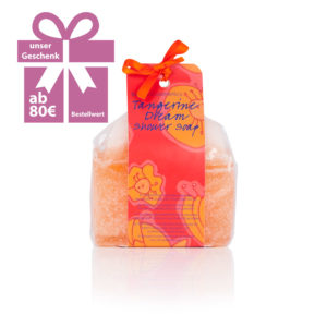 Tangerine Dream Dusch Seife von Bomb Cosmetics