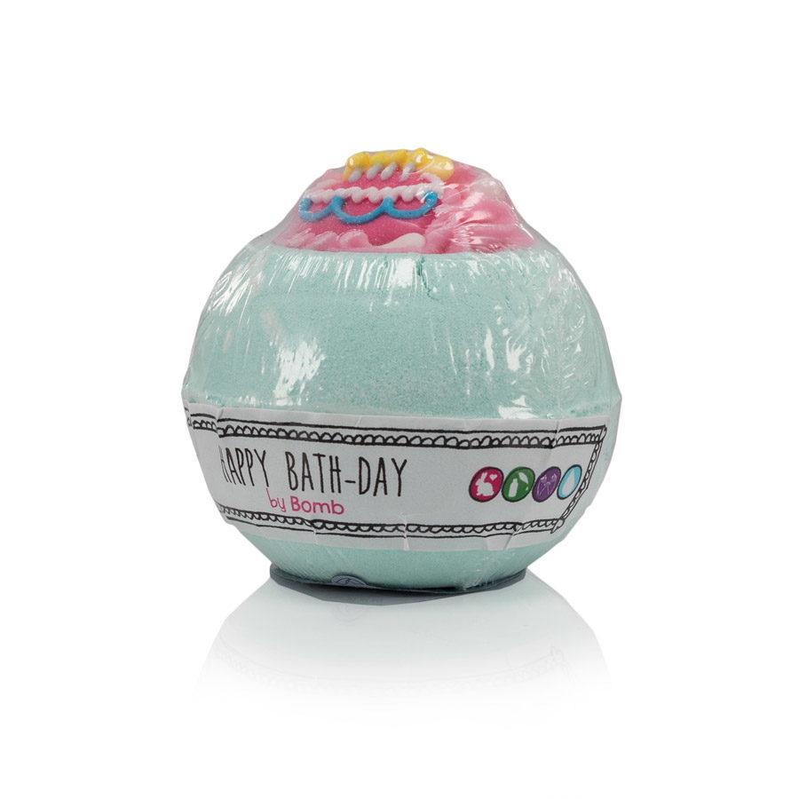 Happy Bath-day Bath Blaster - Bomb Cosmetics