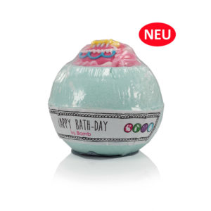 Happy Bath-day Bath Blaster - Bomb Cosmetics