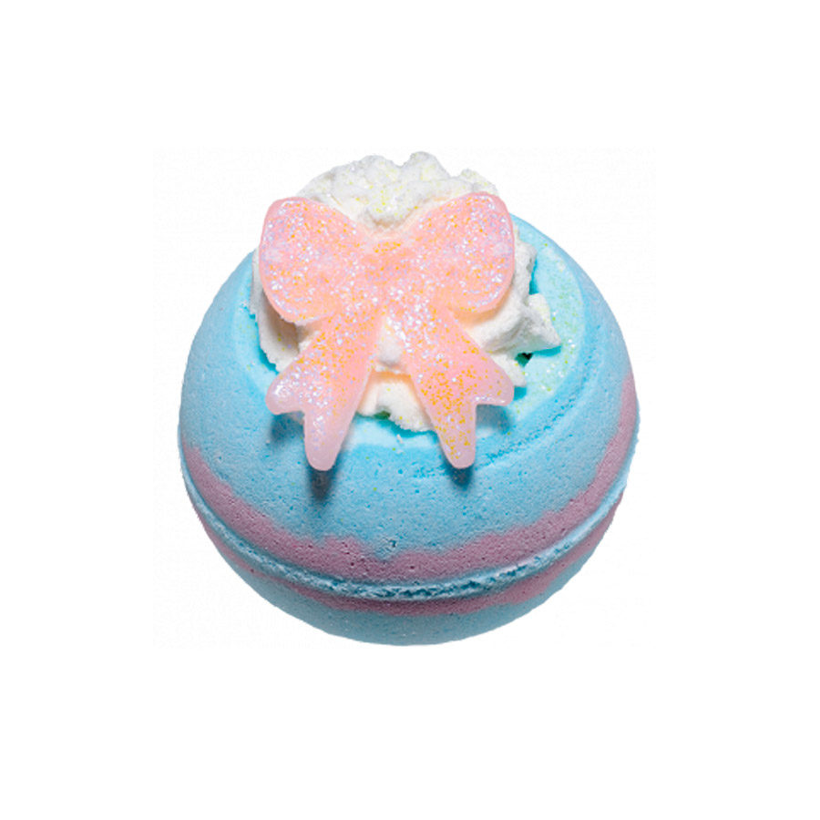 Baby Shower Blaster Badekugel - Bomb Cosmetics