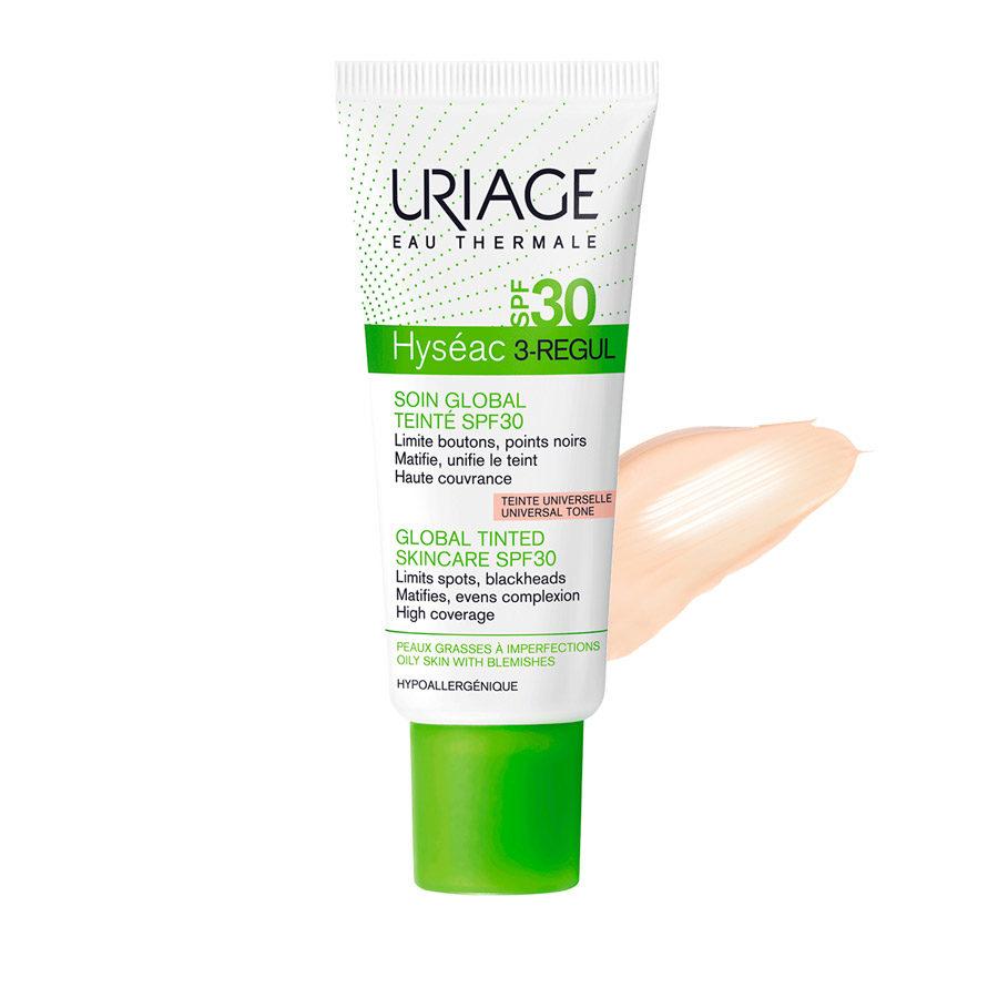 Uriage - Hyséac Anti-Unreinheiten Pflege, getönt mit SPF 30 - Apotheke im Marktkauf Shop
