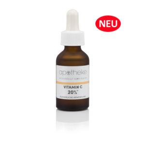 Vitamin C 20% - Apotheke im Marktkauf Shop