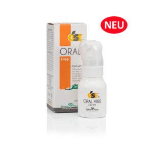 GSE Oral Free Spray für Mund und Rachen