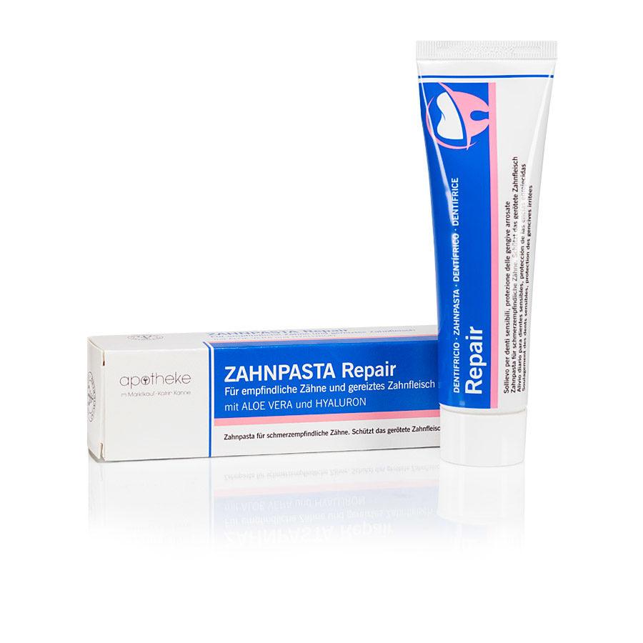 Zahnpasta repair mit Aloe Vera und Hyaluron - Apotheke im Marktkauf Shop