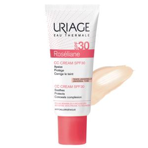 Uriage Roseliane Getönte CC Cream - Anti Rötungen