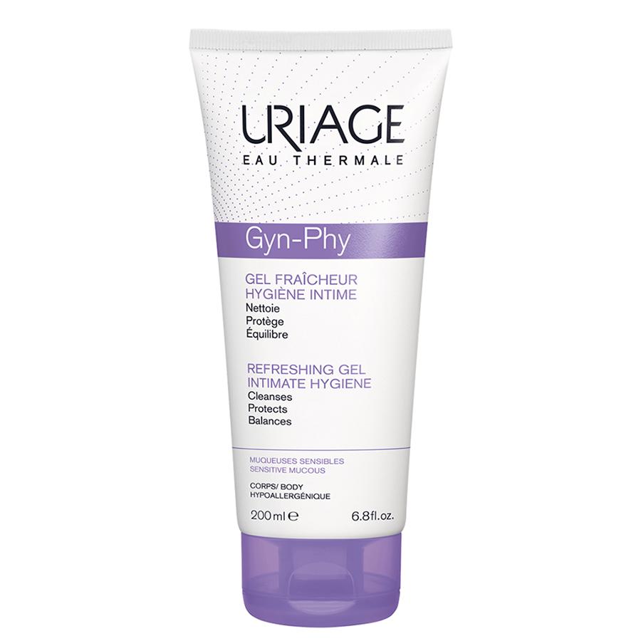 Uriage Gyn-Phy Erfrischendes Intimwaschgel