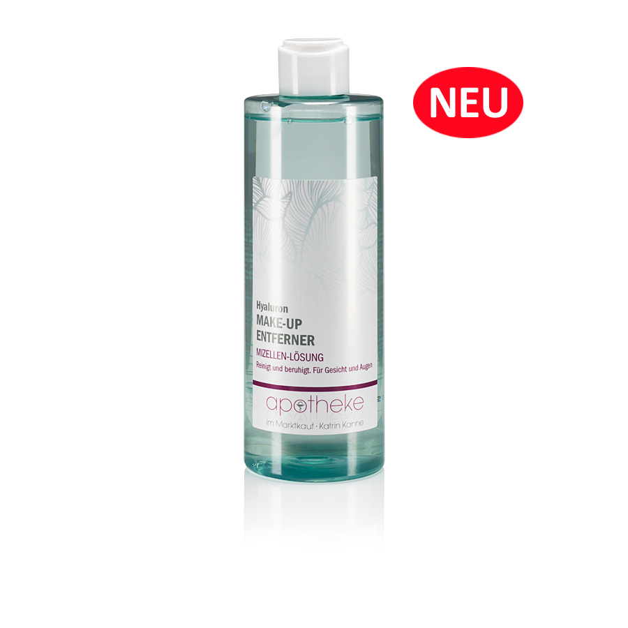 Hyaluron Make-up Entferner - Mizellen Lösung - Apotheke im Marktkauf