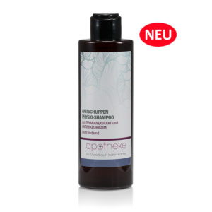 Antischuppen Physio-Shampoo mit Thymianextrakt & Antimikrobium - Apotheke im Marktkauf Shop