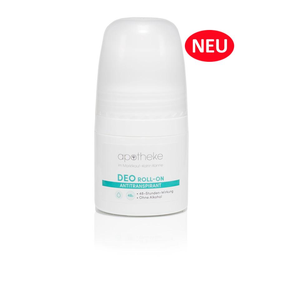 Deo Roll-On für die empfindliche Haut. Mit Ringelblumen Extrakt - Apotheke im Marktkauf Shop