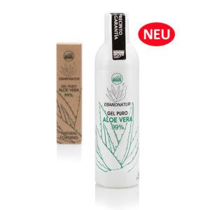 Bio Aloe Vera Gel 99% - Ecologico von Ebanonatur - Apotheke im Marktkauf Shop