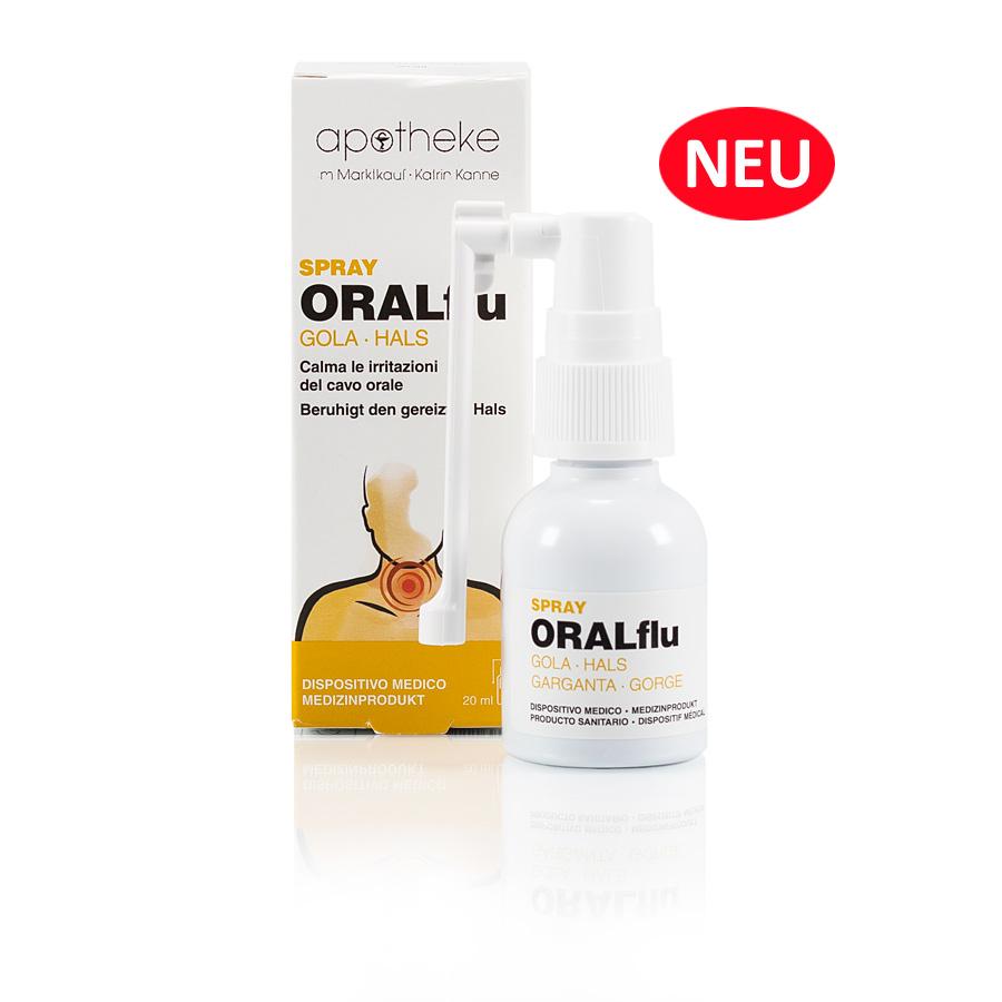Spray Oralflu Hals - Apotheke im Marktkauf