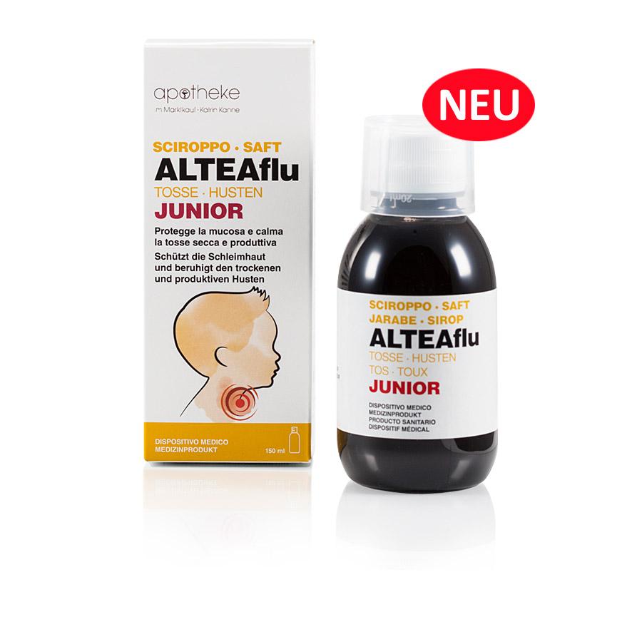 Saft Alteaflu Husten Junior - Apotheke im Marktkauf Shop