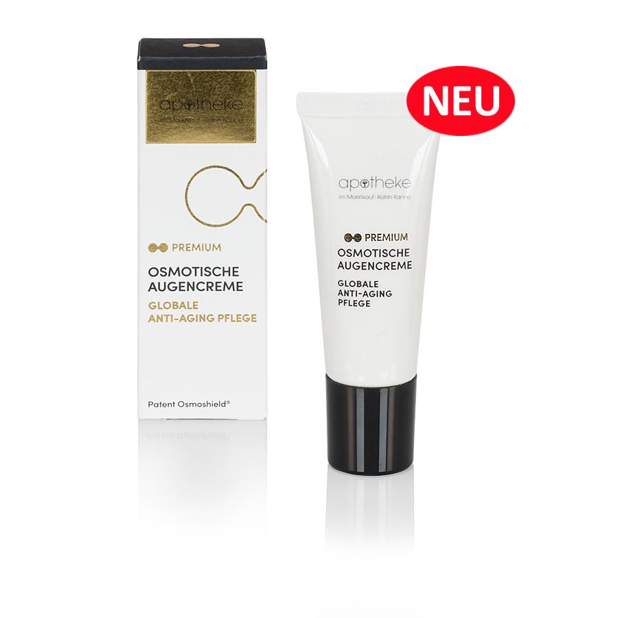 Osmotische Augencreme - globale anti agin pflege - Apotheke im Marktkauf shop