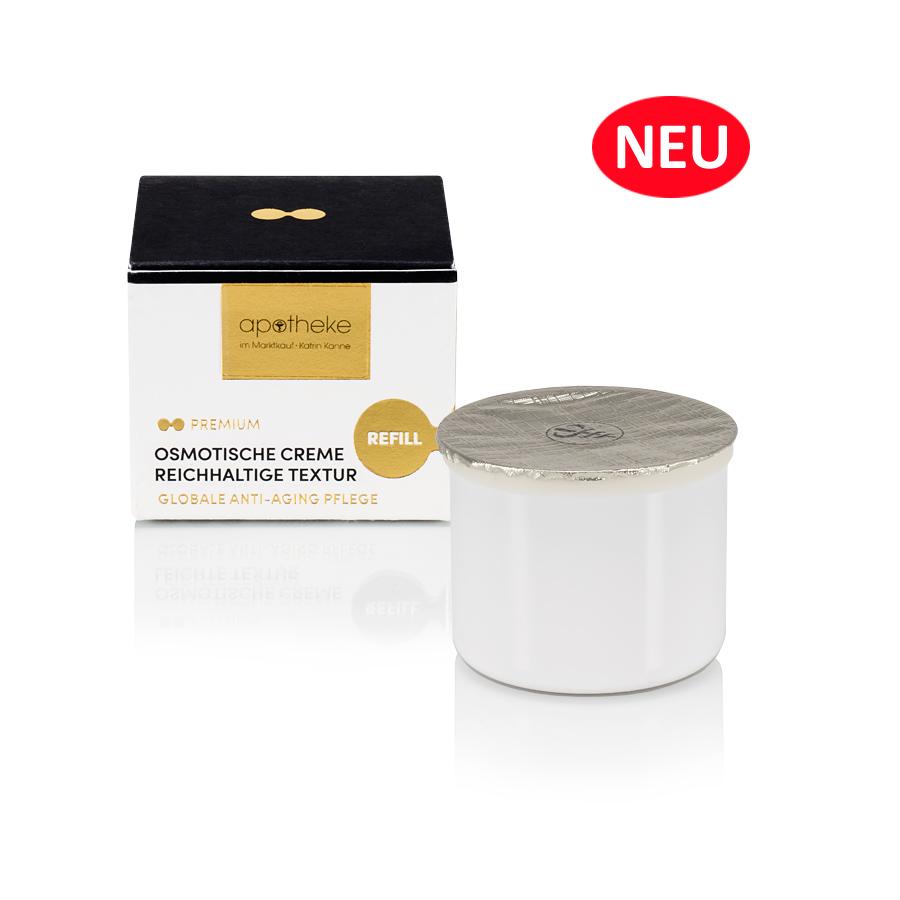 Osmotische Creme reichhaltige Textur Refill - Apotheke im Marktkauf Shop