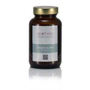 Apotheke im Marktkauf - Vitamin D3 2000