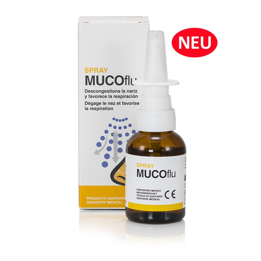 Unifarco - Nasenspray Mucoflu - Apotheke im Marktkauf