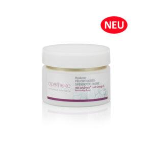 Apotheke im Marktkauf - Hyaluron Feuchtigkeitsspendende Creme mit IALUDEEP® und Omega 6